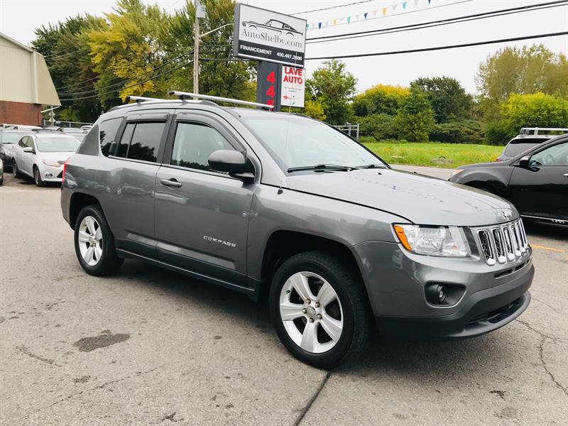 Jeep Compass 2012 29$* par semaine/Financement #94981-2