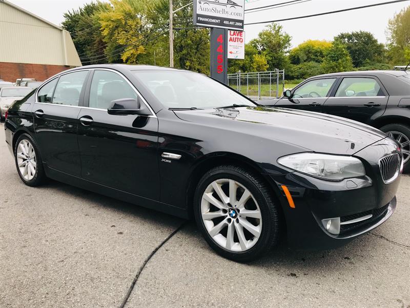 BMW 5 Series 2012 65$* par semaine/Financement #4959-2