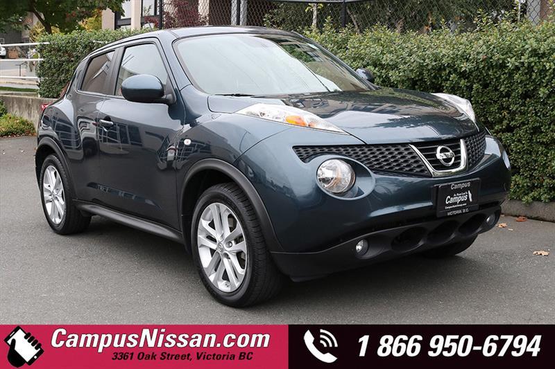 2011 Nissan Juke SL | AWD w/ Moon Roof #8-X582A