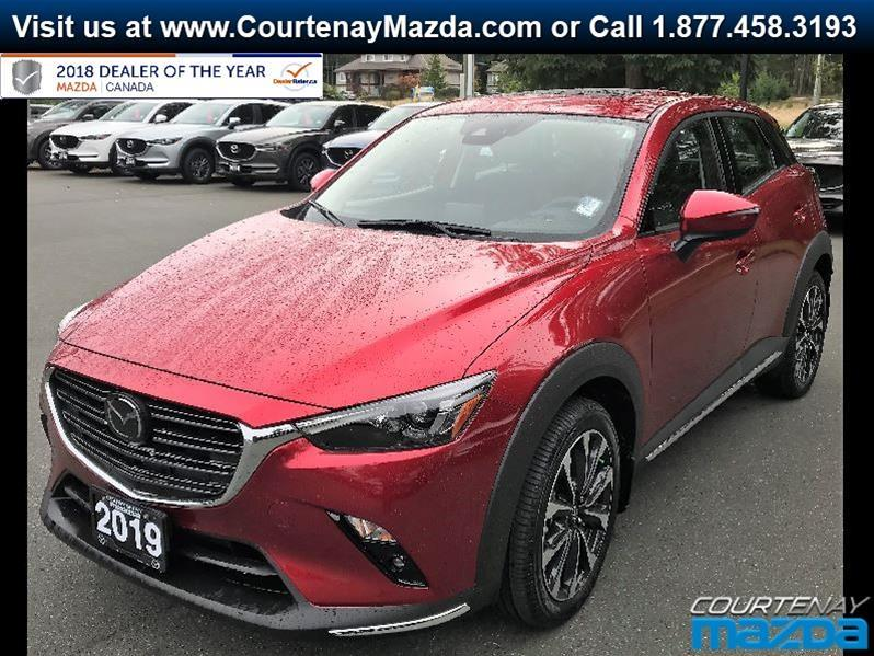 2019 Mazda CX-3 GT AWD at #19CX31311