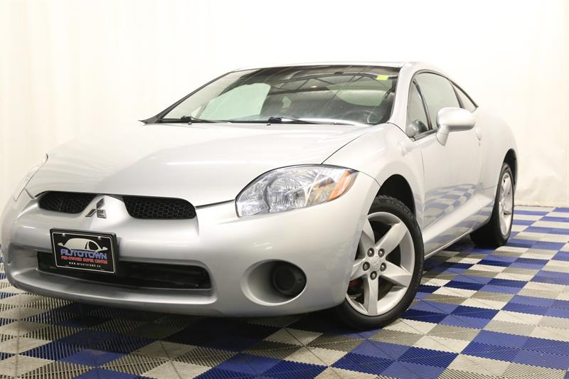 2008 Mitsubishi Eclipse GS SUNROOF/HTD SEATS/LOW KMS #8ME04056