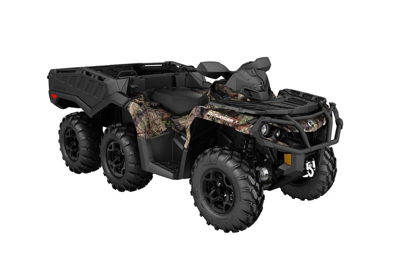 Can-am Outlander 6X6 1000 2017