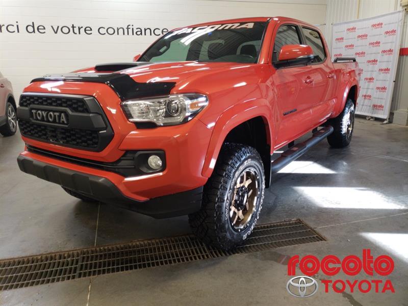 Toyota Tacoma 2016 * TRD * GR ÉLECTRIQUES * MAGS * GPS * TOIT OUVRANT #81091A-88