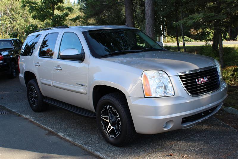 2007 GMC Yukon 4WD 4dr 1500 #11977A