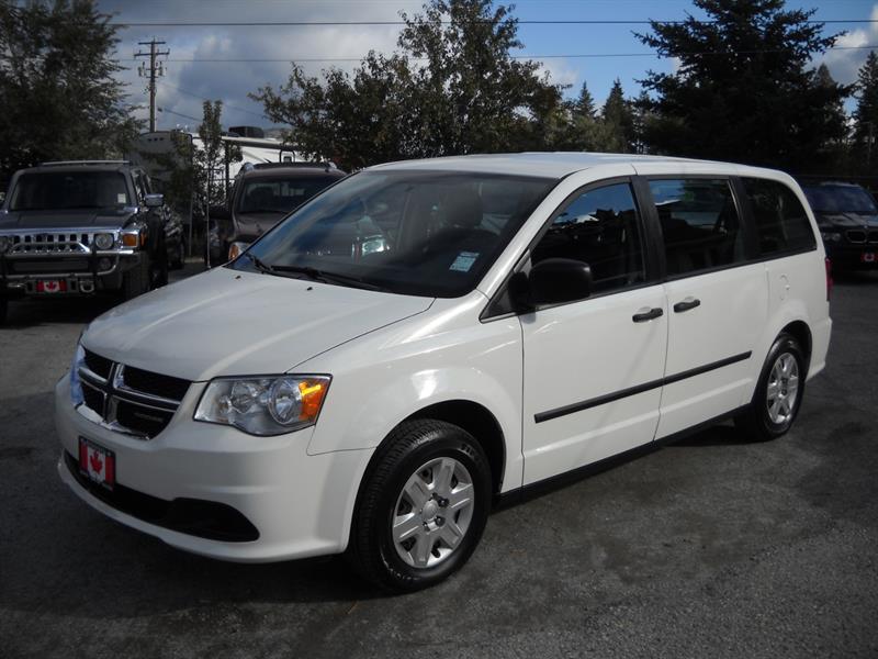 2011 Dodge Grand Caravan Only 78000 kms! #B0504