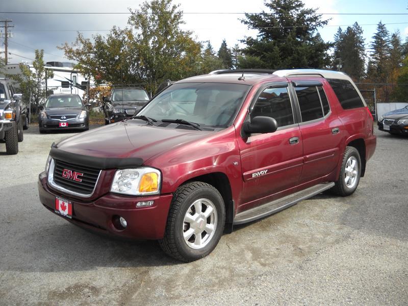 2004 GMC Envoy XUV CROSSOVER, 4X4 #3306