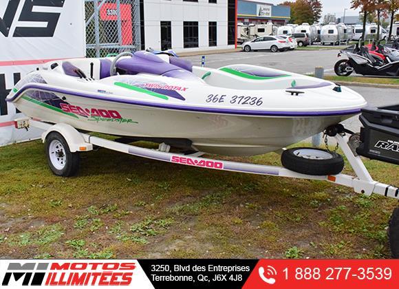Sea-doo Speedster 1996