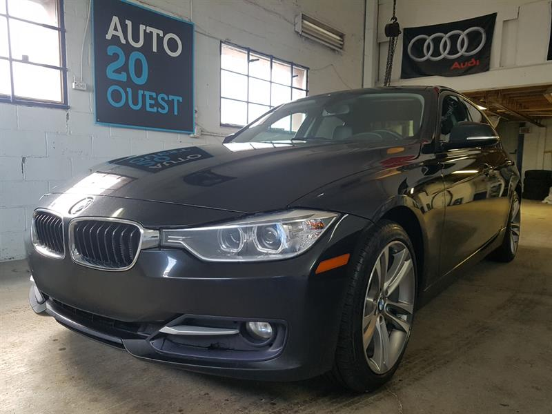 2014 BMW 3 Series 4dr Sdn 320i xDrive AWD #A-18071