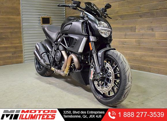 Ducati Diavel Dark 2013