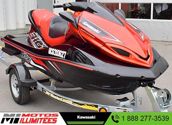 Kawasaki Jet Ski Ultra 310X SE 2018