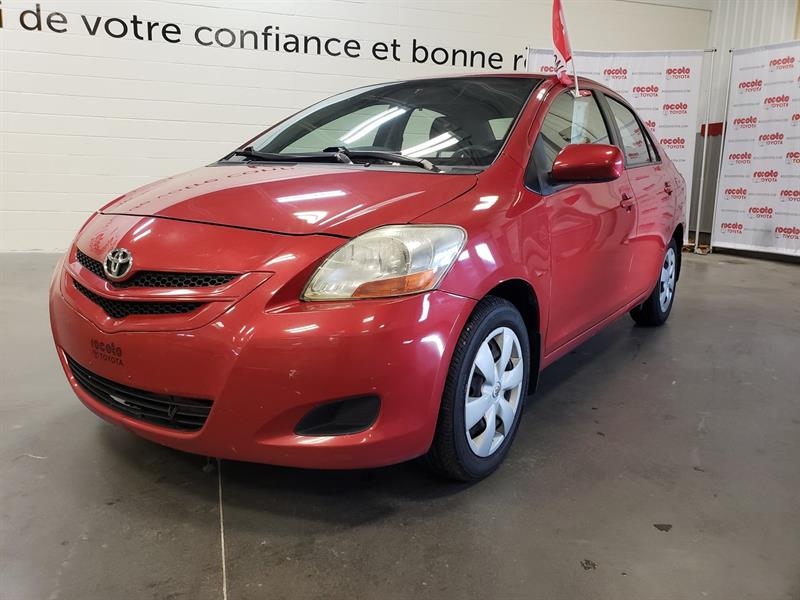 Toyota Yaris 2007 BERLINE AIRE CLIMATISÉE #80506A-70