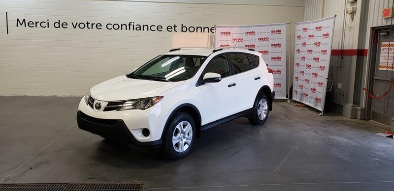 Toyota RAV4 2013 * LE AWD * GR ÉLECTRIQUES * AIR CLIMATISÉE * CAM D #18860A-78