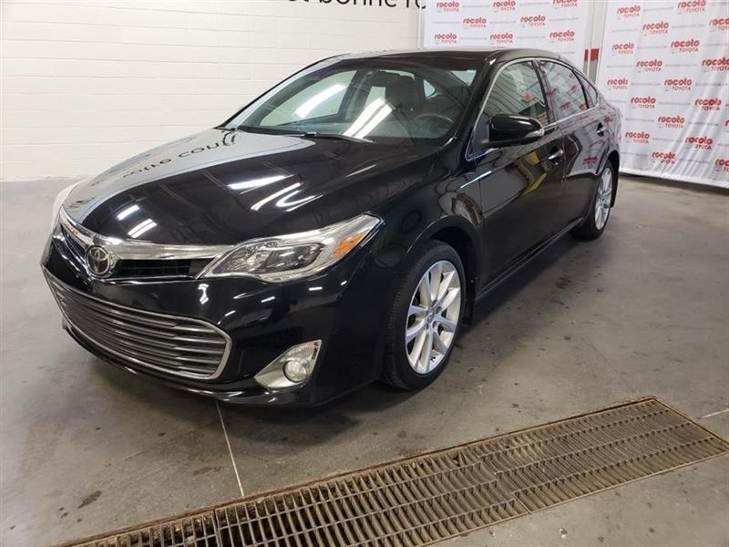 Toyota Avalon 2014 #80751A-