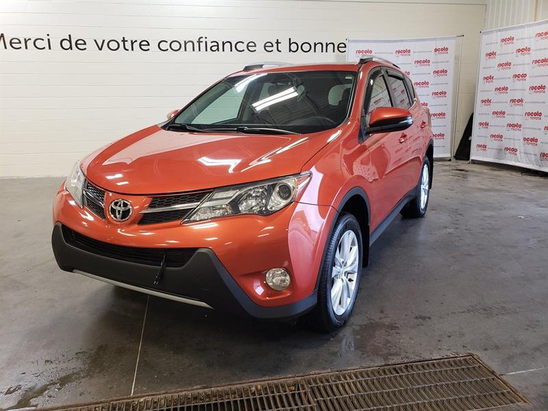 Toyota RAV4 2015 * Limited * CUIR * TOIT OUVRANT * GPS * #80544A-28