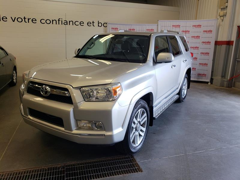 Toyota 4Runner 2011 * LIMITED * CUIR * TOIT OUVRANT * BLUETOOTH * #80925A-13