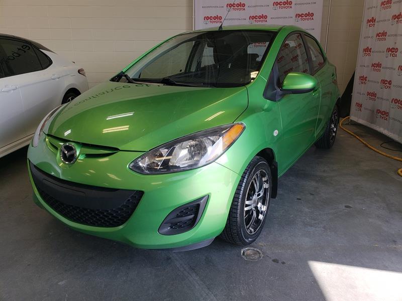 Mazda Mazda2 2012 GX * GR ÉLECTRIQUES * AIR CLIMATISÉE * #80516B-80