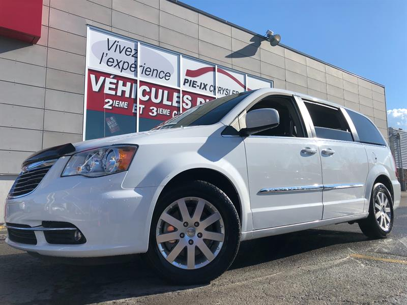 Chrysler Town - Country 2016 4dr Wgn Touring+PORTIERE ELEC+VITRE ELEC+CAMERA+++ #UD4824