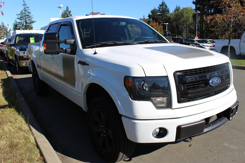 2013 Ford F-150 4WD SuperCrew #P2113