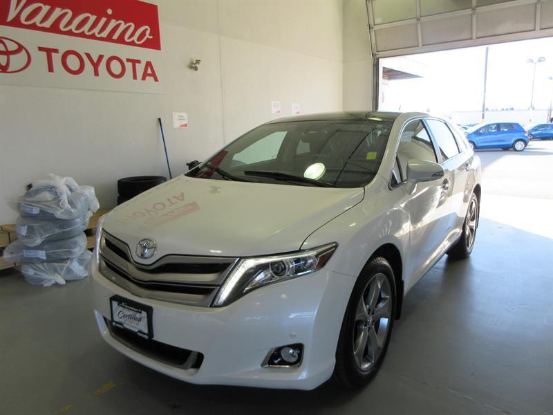 2016 Toyota Venza Limited V6 AWD #20341AX