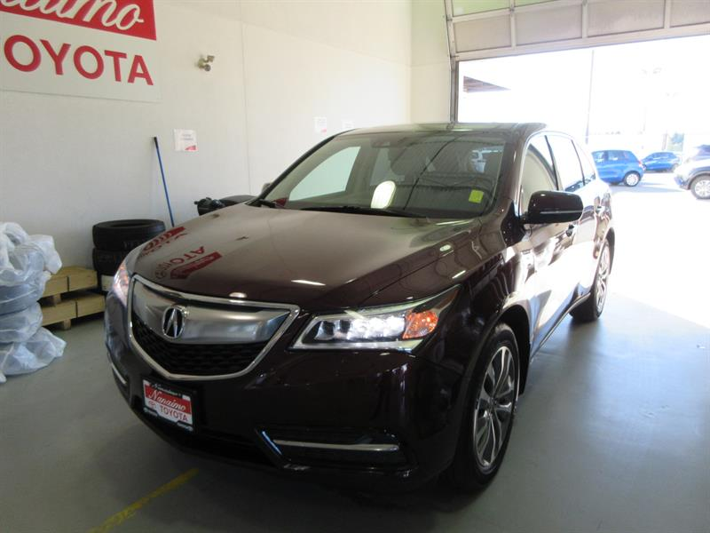 2016 Acura MDX SH-AWD Technology + Navigation #20321A