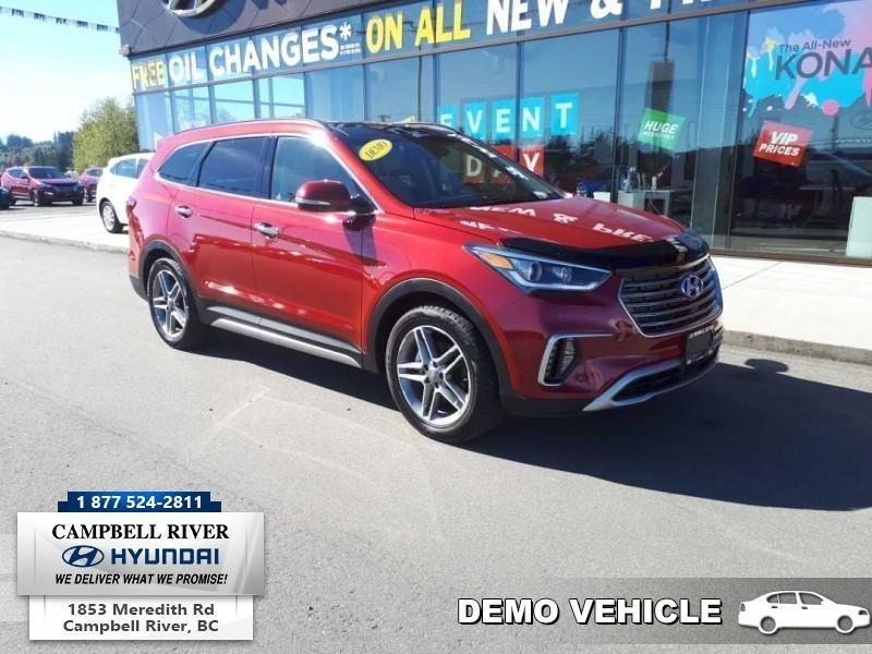2018 Hyundai SANTA FE XL Ultimate #F18240
