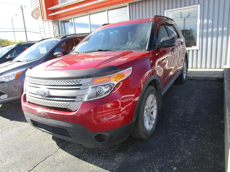 Ford Explorer 2015 4WD 4dr Base #2371B