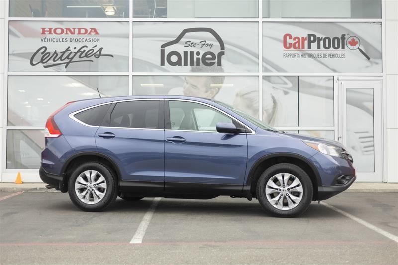 Honda CR-V 2014 EX-L AWD ***GARANTIE 10 ANS/200 000 KM** #UB18058