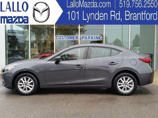 2014 Mazda MAZDA3 GS|HEATED SEATS|CRUISE CONTROL #18263A
