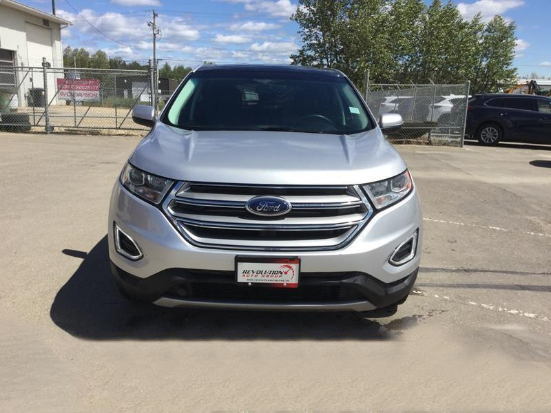 2015 Ford Edge AWD 4dr Titanium AWD #KB57245