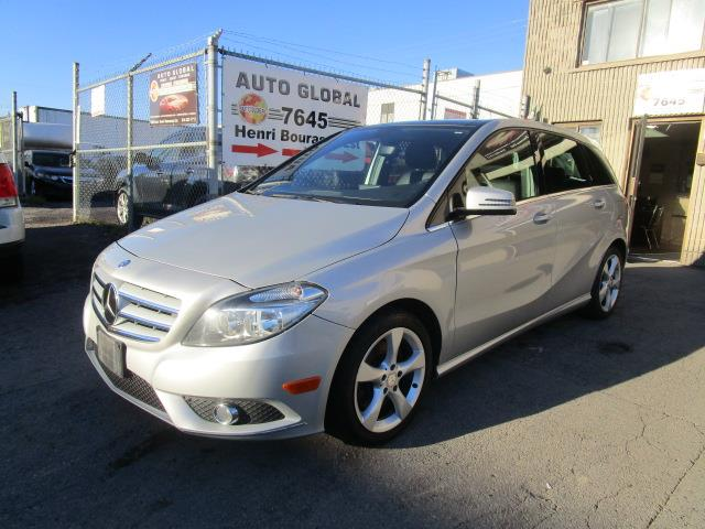 Mercedes-Benz B-Class 2013 4dr HB B 250 Sports Tourer #18-1429