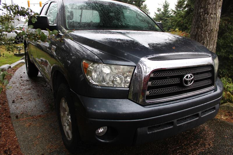 2007 Toyota Tundra 4WD Double Cab 146 5.7L SR5 #12116A