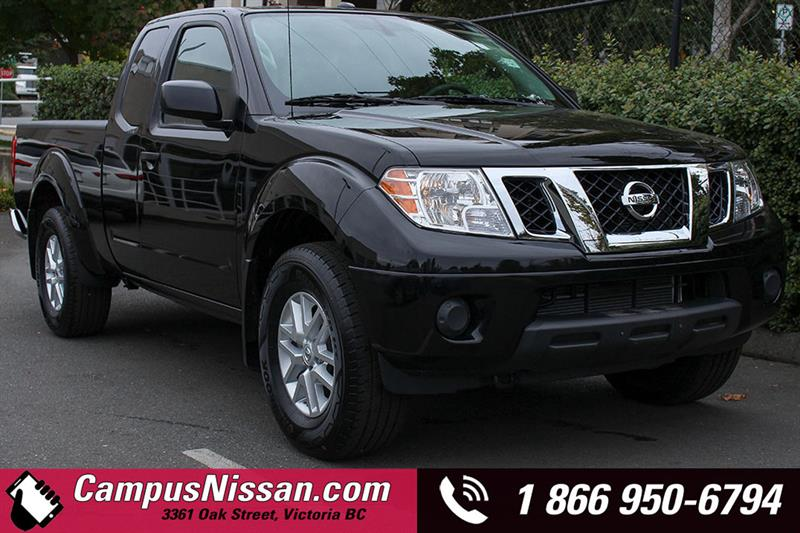 2018 Nissan Frontier King Cab Standard Bed 4x4 #D8-T152