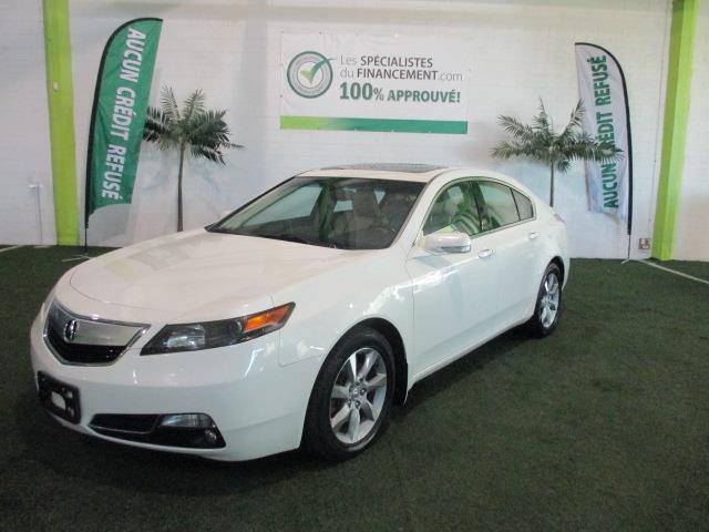 Acura TL 2012 4dr Sdn FWD w-Tech Pkg #2422-09