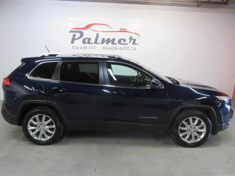 Jeep Cherokee 2014 4WD Limited GPS TOIT PANORAMIQUE #18046