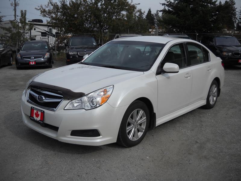 2011 Subaru Legacy AWD, Auto 2.5i  #A8019
