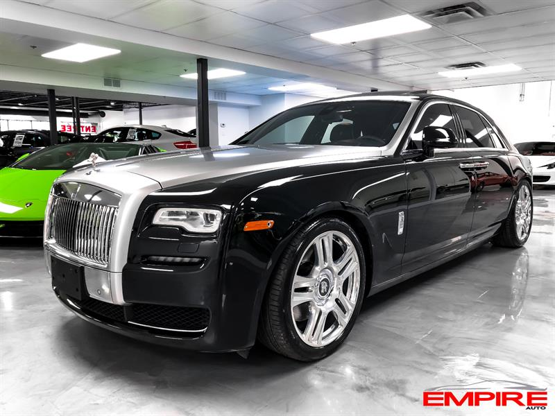 2015 Rolls-Royce Ghost SERIES II 21 WHEELS 10K OPTION  #A53316