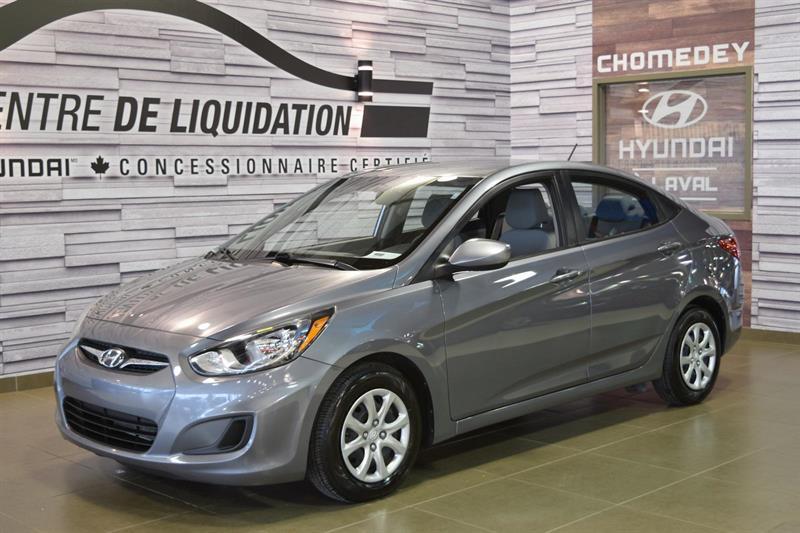 Hyundai Accent 2013 GL #180773a