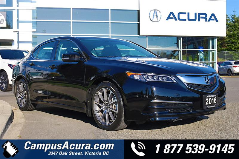 2016 Acura TLX 4dr Sdn FWD Tech #AC0889