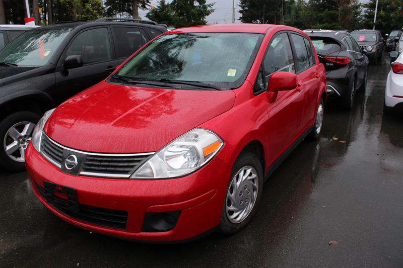 2008 Nissan Versa 5dr HB I4 1 8 Used for sale in Courtenay at Comox