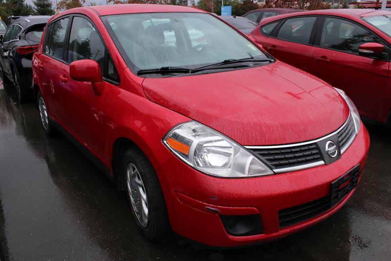 2008 Nissan Versa 5dr HB I4 1.8 #P2096B