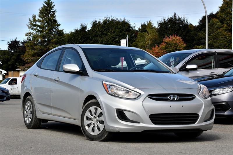 Hyundai Accent 2015 GL #U-1430A