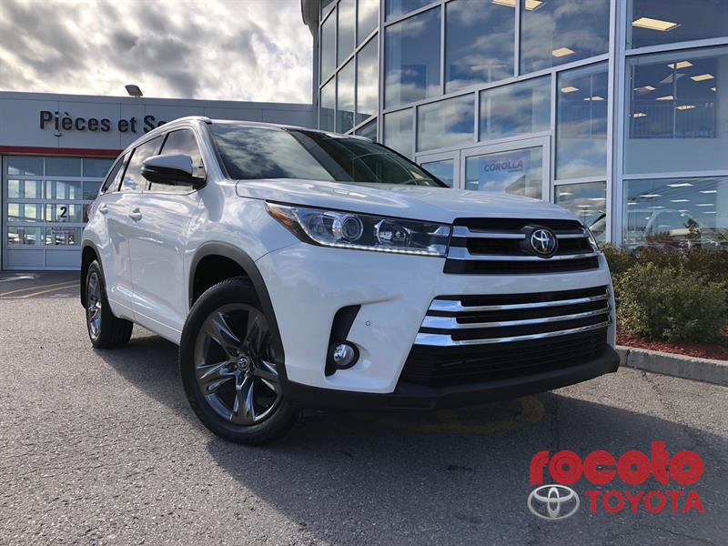 Toyota Highlander 2018 LIMITED V6 AWD #80233