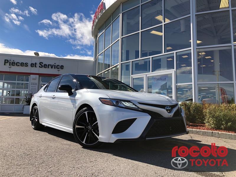 Toyota Camry 2018 XSE V6 #80705