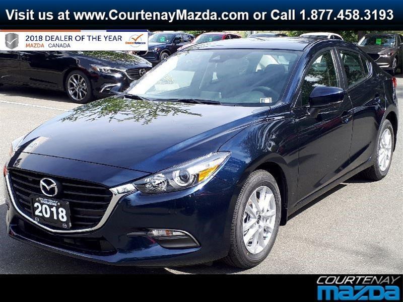 2018 Mazda MAZDA3 GS at #18MZ31542