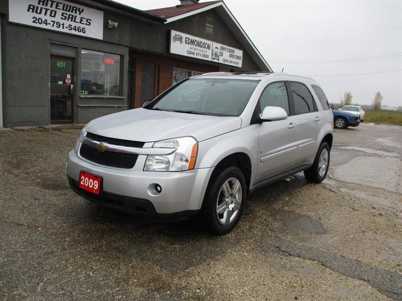 2009 Chevrolet Equinox LT #1104