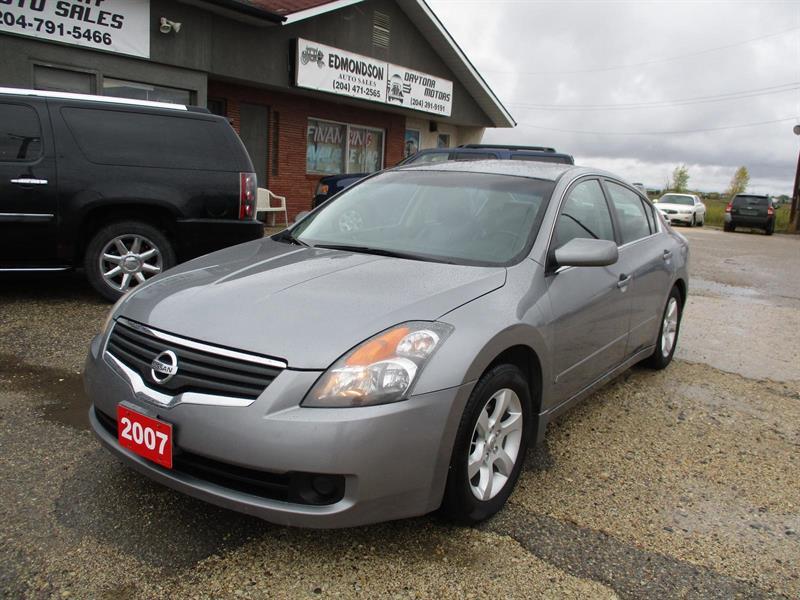 2007 Nissan Altima 2.5 S #1105