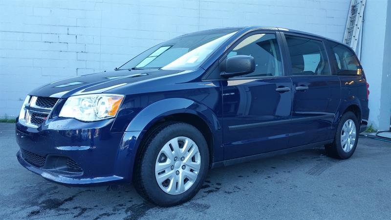 2015 Dodge Grand Caravan Canada Value Package #18BJ4794A