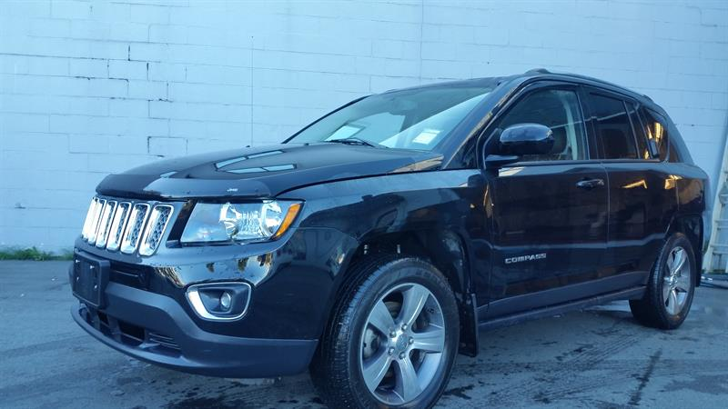 2016 Jeep Compass High Altitude AWD #18BJ6021A