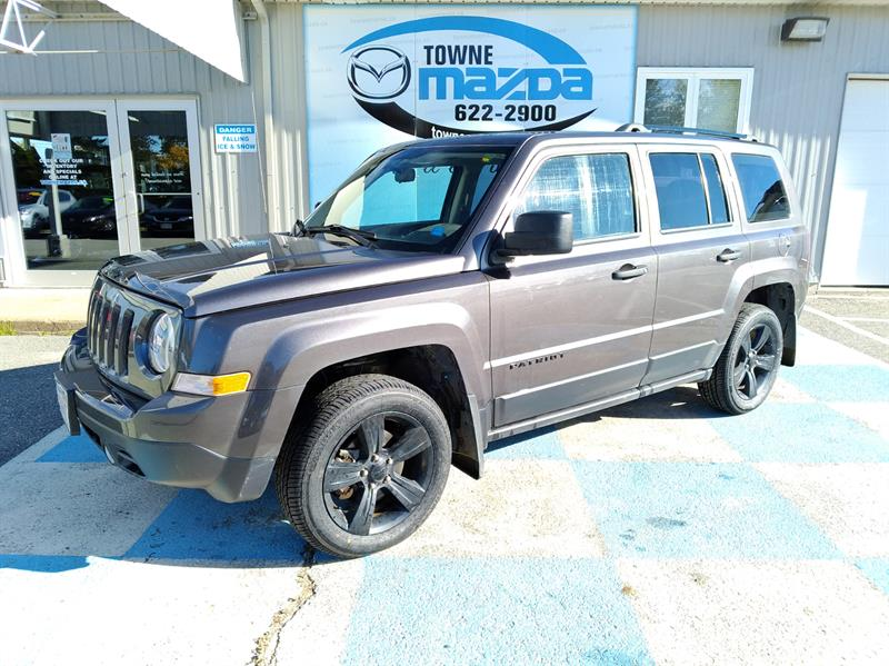 2015 Jeep Patriot 4WD 4dr Altitude *Ltd Avail* #MM836A