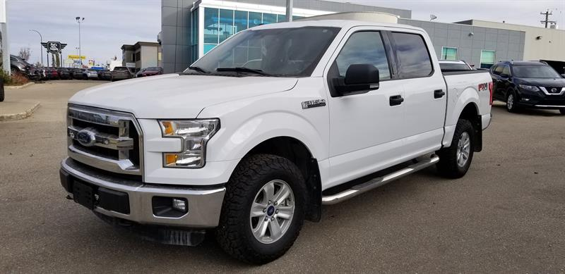 2016 Ford F-150 4WD SuperCrew #MD45397